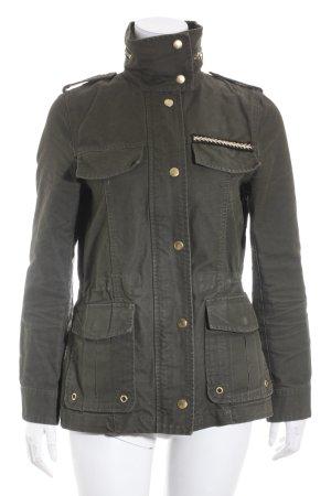 H&M Parka khaki Military-Look