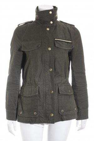 H&M Parka khaki Military-Look