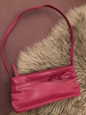 H&M Party-Tasche in pink mit Schleife