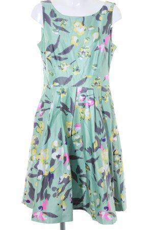 H&M Petticoatkleid Allover-Druck 50ies-Stil