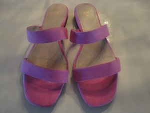 H&M Strapped Sandals multicolored