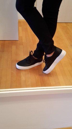 H&M Plateau Schuhe Größe 38 schwarz