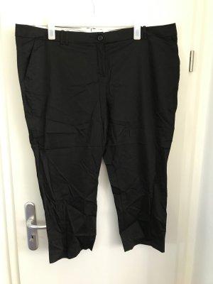 H&M Pantalone peg-top nero Cotone