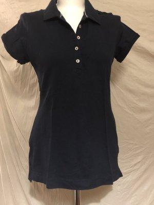 H&M L.O.G.G. Polo Shirt dark blue