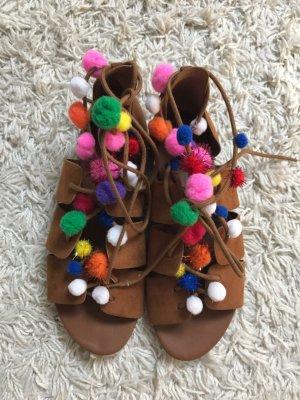 H&M Sandalias multicolor
