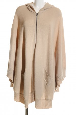 H&M Poncho natural white business style