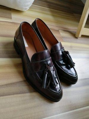 H&M Premium Leder Loafer