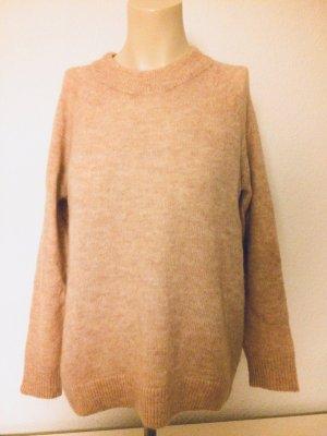 H&M Premium Pullover Mohair & Wolle weiche Wärme Qualität