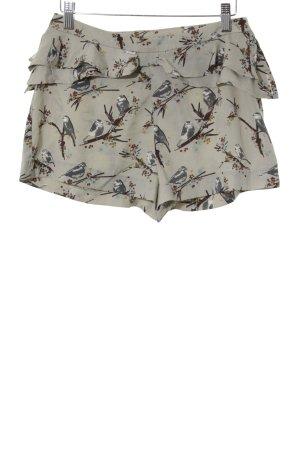H&M Premium Shorts Motivdruck extravaganter Stil