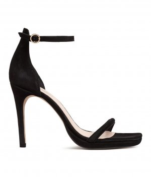 H&M Studio High Heel Sandal black-beige