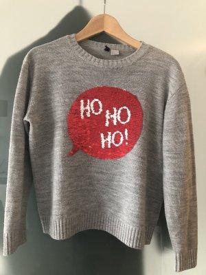 H&M Pull de Noël multicolore