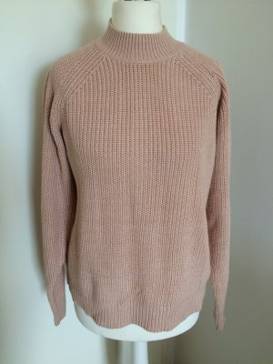H&M Knitted Sweater pink