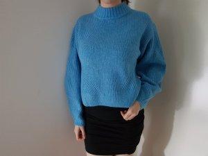 H&M Crewneck Sweater multicolored polyacrylic