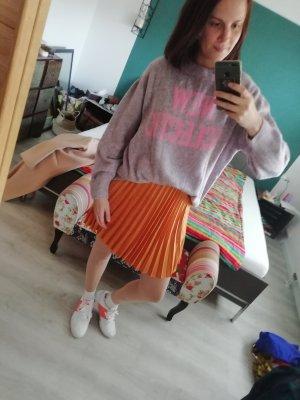 H&M Pulli Pullover Knit Strick Statement Turtleneck