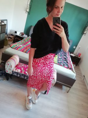 H&M Pulli Pullover Knit Strick V-neck Loose fit