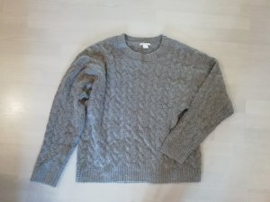 H&M Pulli Pullover Knit Strick Zopfstrick