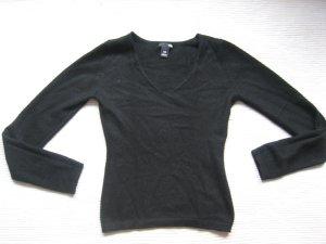 H&M pulli schwarz topzustand gr.xs 34 angora