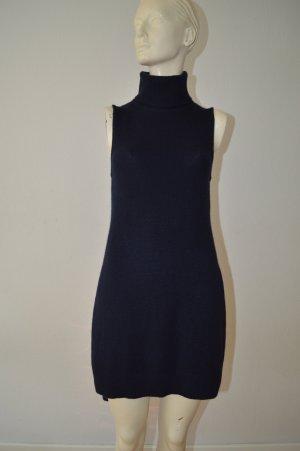 H&M Pullover 100% Kaschmir Gr.34(xs) Dunkelblau
