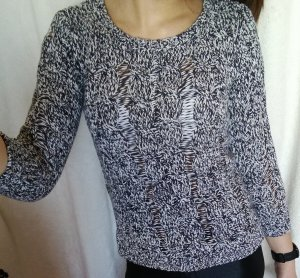 H&M Pullover 3/4 Arm Gr. XS