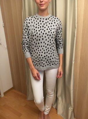 H&M Pullover 36 S Grau