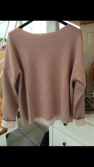 H&M Pullover altrosa