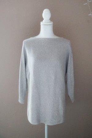 H&M Pullover Baumwolle Beige M 38