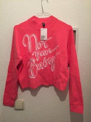 H&M Pullover Divided Pink neu Gr. S