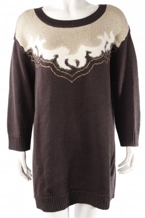 H & M sweater dark brown