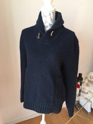 H&M Pullover dunkelblau Gr. M
