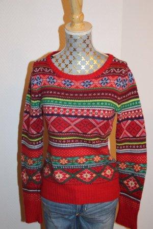 H&M Pullover Gr. XS Norweger