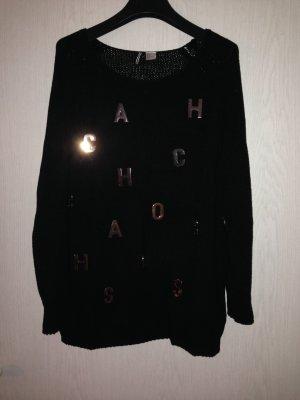 H&M Pullover *M* schwarz