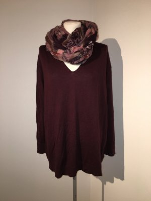 H&M Pullover mit passendem Tuch Gr. XL
