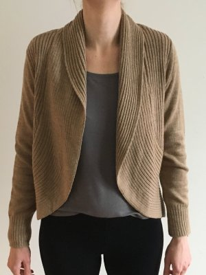 H&M Knitted Sweater camel