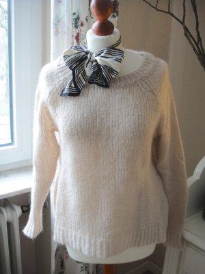 H&M Pullover nude Schleifen S