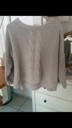 H&M Pullover Oversized grobstrick