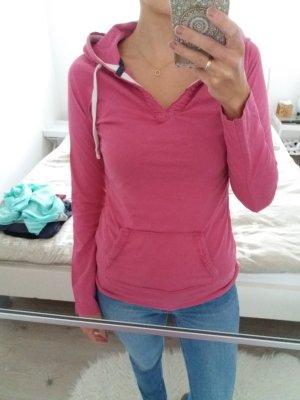 H&M Capuchon sweater roze