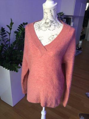 H&M Pullover rosa Gr S