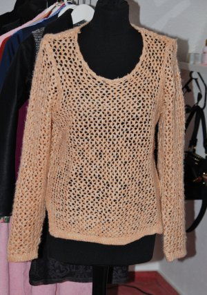H&M Knitted Sweater pink-pink