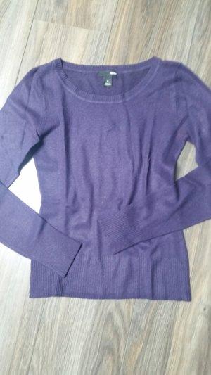 H&M Pullover * violett * Gr. S *