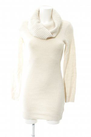 H&M Sweater Dress natural white casual look