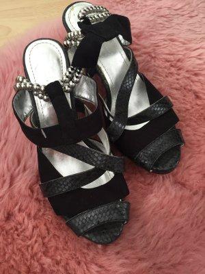 H&M Pumps high heels Sandalen 36 neu