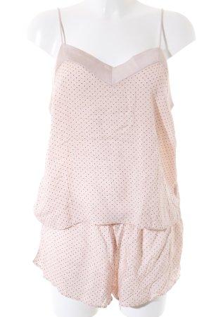 H&M Pyjama spot pattern romantic style