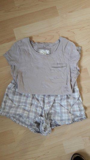 H&M Pyjama multicolored cotton