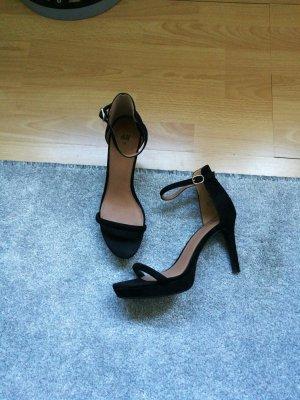H&M Riemchen Sandalen heels