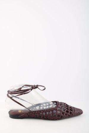 H&M Riemchen-Sandaletten braun Casual-Look