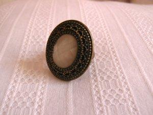 H&M Ring mit Stein Größe M