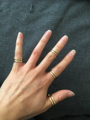 H&M - Ring-Set (4-teilig)