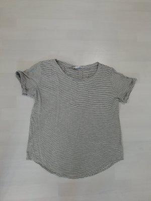 H&M Ringelshirt Shirt T-Shirt Streifen M