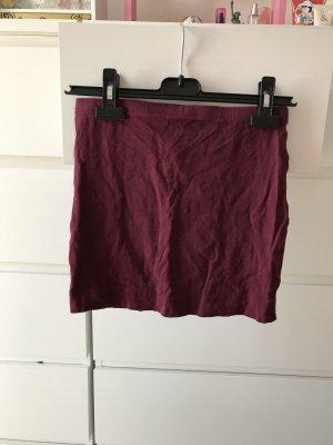 H&M rock bordeaux wie neu