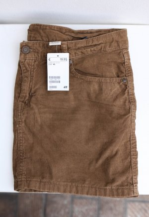 H&M Rock Jeansrock Jeans 90s 90er neu HM Hundm vintage